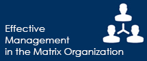 LearnChase Best Effective Management in the Matrix Organization for PMI Online Training