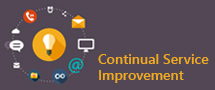 LearnChase Best ITIL Service Lifecycle Continual Service Improvement for ITIL Online Training