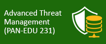 LearnChase Best Palo Alto Networks Advanced Threat Management (PAN EDU 231) for Palo Alto Networks Online Training