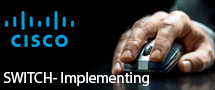 LearnChase Cisco SWITCH  Implementing Cisco IP Switched Networks Online Training