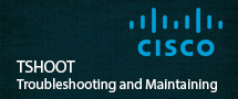 LearnChase Cisco TSHOOT  Troubleshooting and Maintaining Cisco IP Networks v2.0 Online Training