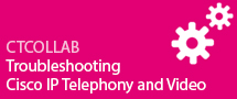 LearnChase Ciscoc CTCOLLAB Troubleshooting Cisco IP Telephony and Video Online Training