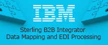 Learnchase Best IBM Sterling B2B Integrator Data Mapping and EDI Processing for IBM Online Training
