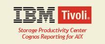 Learnchase IBM Tivoli Storage Productivity Center Cognos Reporting for AIX For IBM Online Training