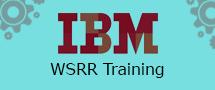 Learnchase IBM WSRR online Training
