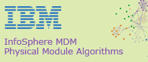 Learnchase InfoSphere MDM Physica Module Algorithms for IBM Online Training