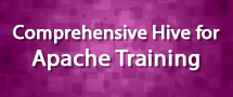 LearnChase Best Comprehensive Hive for Apache Online Training