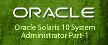 LearnChase Oracle Solaris 10 System Administrator Part 1 Online training