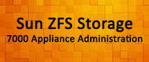 LearnChase Sun ZFS Storage 7000 Appliance Administration Online Training